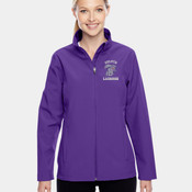 EMB - TT80W Team 360 Ladies' Leader Soft Shell Jacket