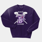 Wildcats LAX - 562 Jerzees Adult 8oz. NuBlend® 50/50 Fleece Crew
