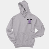 Wildcats LAX - 996 Jerzees Adult 8oz. 50/50 Pullover Hooded Sweatshirt