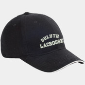 Duluth Lacrosse - BX004 Big Accessories 6-Panel Twill Sandwich Baseball Cap