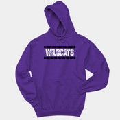 PLAYERS - 996 Jerzees Adult 8oz. 50/50 Pullover Hooded Sweatshirt