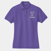 Duluth Lacrosse - M265W Harriton Ladies' 5.6 oz. Easy Blend™ Polo