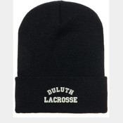 Duluth Lacrosse - Yupoong 1501 Cuffed Knit Cap
